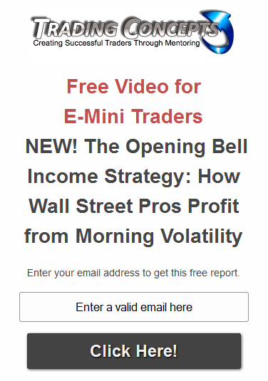 Opening Bell Strategy For E-Mini Traders